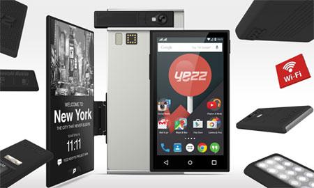 Projet Ara Yezz smartphone