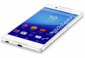Sony Xperia Z4 caractéristiques