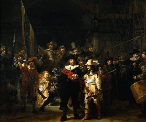 rembrandt expo