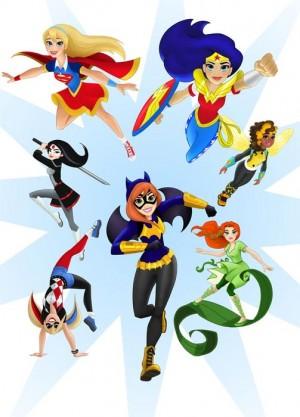 DC-Comics-super-heros-pour-filles