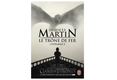 Game of thrones Trône de fer