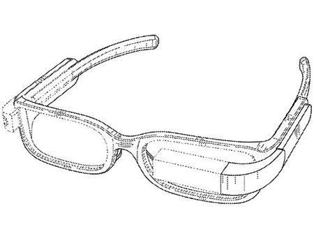 Les nouvelles Google Glass repérées