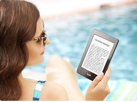 Kindle paperwhite amazon promo liseuse reconditionnee