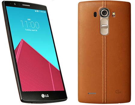 LG G4 mise à jour Android Marshmallow