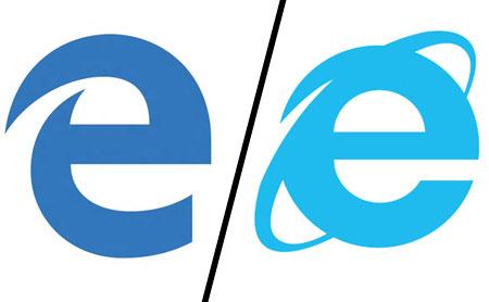 Microsoft Edge navigateur Windows 10