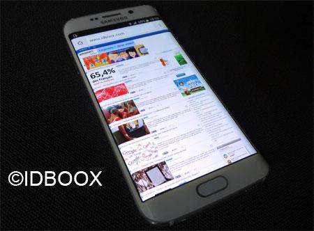 Samsung baisse prix Galaxy S6
