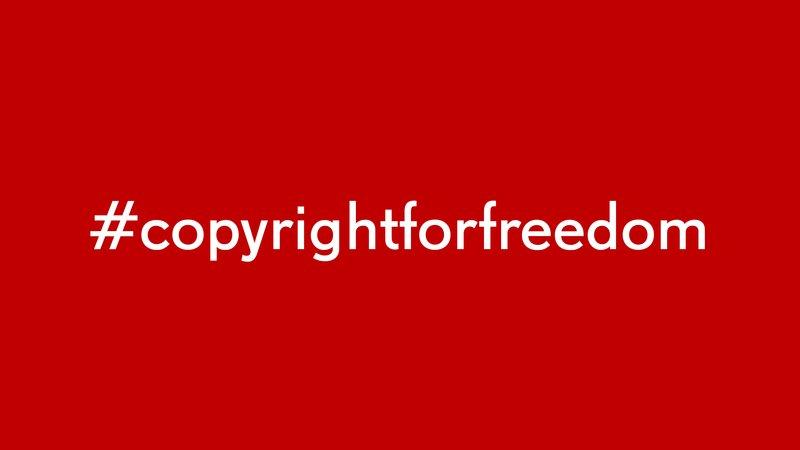 copyright for freedom droit d auteur