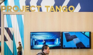 Google-Projet-Tango