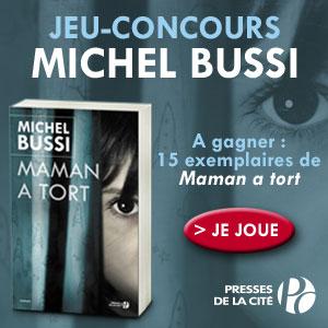 Jeu concours Michel Bussi
