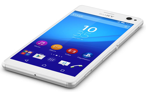 Sony Xperia C4 pour Selfies