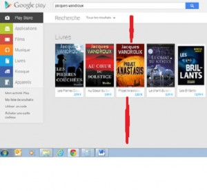 google play piratage ebooks