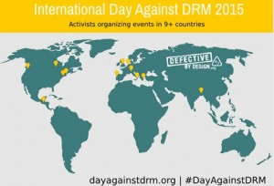 journee internationale contre drm