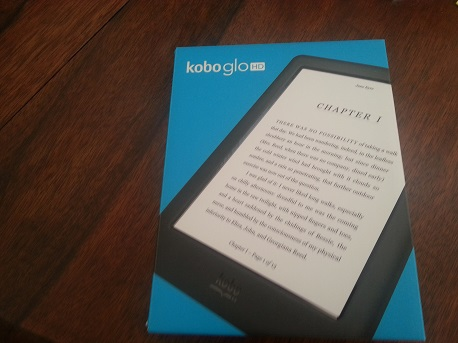 kobo glo hd disponible