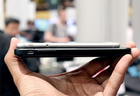 Nikola Labs coque recharge iPhone 6 avec ondes