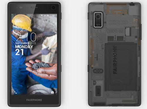 Fairphone 2 smartphone équitable et modulable