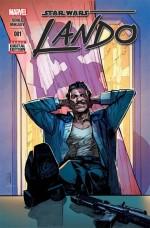 Marvel comics Landau Calrissian