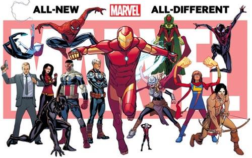 Marché des comics en forte hausse