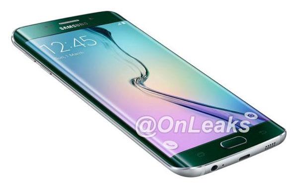 SAmsung Galaxy S6 Edge Plus premier rendu