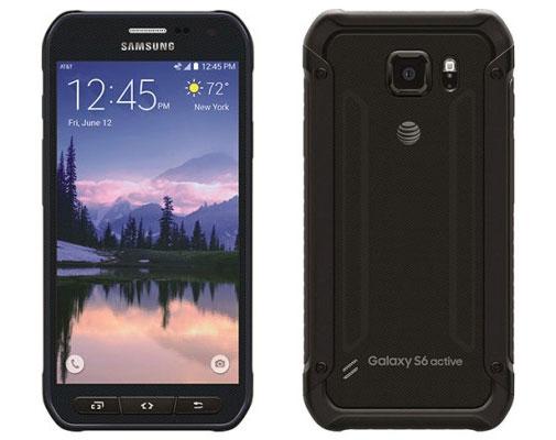 Samsung Galaxy S7 Active repéré