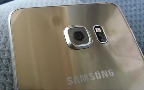 Samsung Galaxy S7 USB Type C et 3D Touch