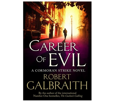 career of evil J K Rowling Robert Galbraith