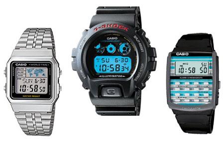 CAsio une smartwatch pour 2016