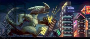 Google-Doodle-Godzilla