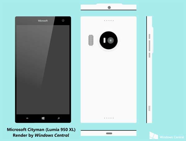 Microsoft Lumia 950 et 950 XL