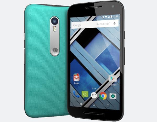 Motorola Moto G 3ème génération