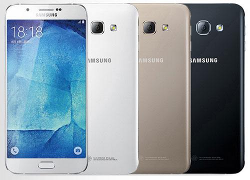 Samsung Galaxy A9 caractéristiques