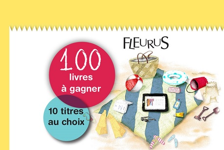 concours fleurus 100 ebook a gagner