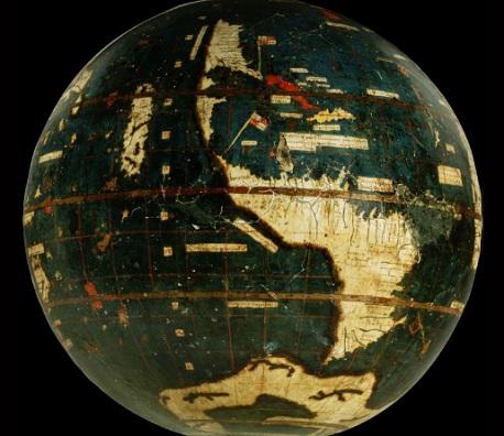 globe numerisation 3d