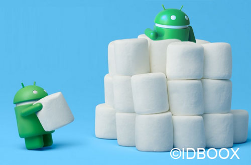 Android Marshmallow PDM juin