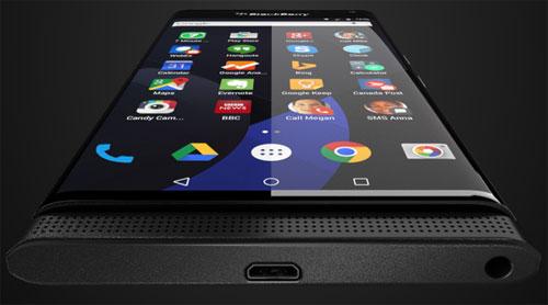 BlackBerry Priv prix et date de sortie