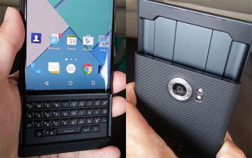 TCL va construire les smartphones Blackberry