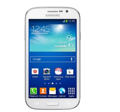 Galaxy Grand Plus bon plan