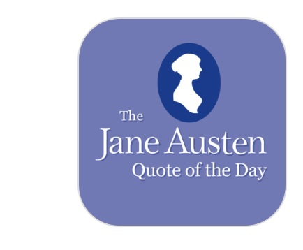 Jane austen daily quotes apps