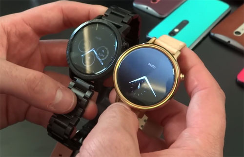 Trucs et astuces smartwatch android Wear