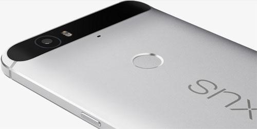Nexus 6P et Nexus 5X prix en Europe