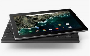 Pixel-C-tablette-Android-Google-clavier