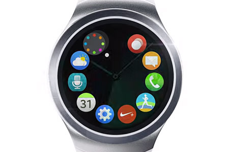 samsung gear s2 les prix. Black Bedroom Furniture Sets. Home Design Ideas