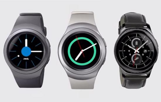 Smartwatch Apple et Samsung partagent marché mondial