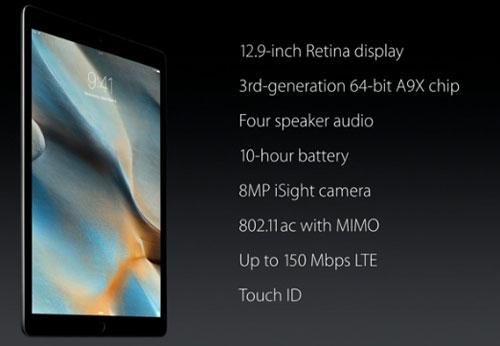 iPad-Pro-caracterisitques