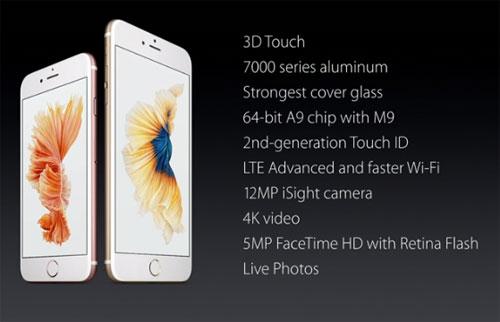 iPhone-6S-caracteristiques