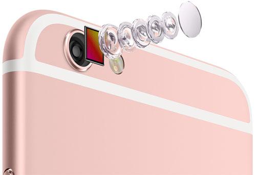 Comparaison caméras iPhone 6S Plus Galaxy Note 5