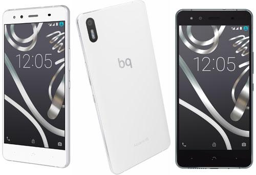 BQ Aquaris X5 smartphone