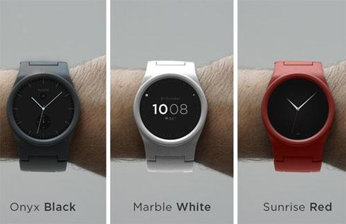 Blocks smartwatch modulaire Kickstarter