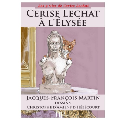 Cerise le chat ebook lecture Upblisher