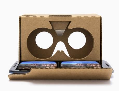 Google un casque de réalité virtuelle