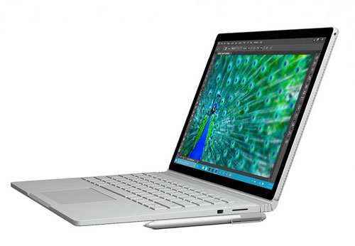 Tim Cook critique Microsoft Surface Book